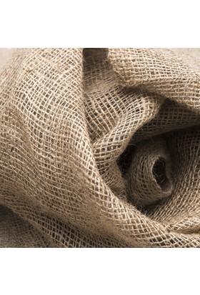 Kos Naturel Jüt Kumaş Kanaviçe Keten Çuval Hasır Çuval Kınnap 7'lik