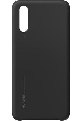 Huawei Charlotte P20 Pro Silicon Case - Siyah