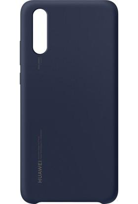 Huawei Emily P20 Silicon Cover - Mavi