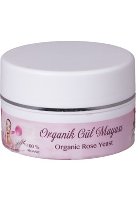 Natural Rose Shop Organik Gül Mayası 100 ml