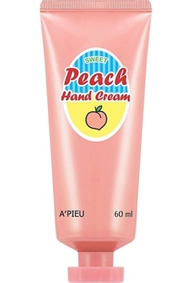 Missha A'Pieu Peach Hand Cream