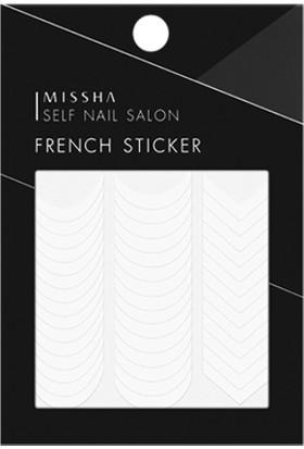 Missha Self Nail Salon Deco French Sticker