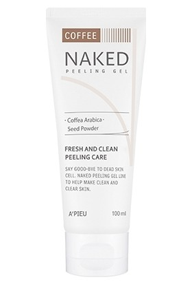 Missha A'Pieu Naked Peeling Gel (Coffee)