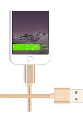 Maimi MX-53 Apple iPhone Lightning Data Şarj Kablosu - 1 m