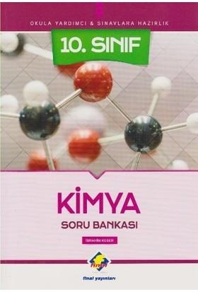 Final 10. Sınıf Kimya Soru Bankası-Yeni - İbrahim Keser