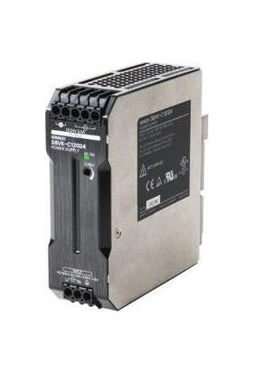 Omron S8Vk C12024 24 V Dc 5A Ray Tipi Güç Kaynağı