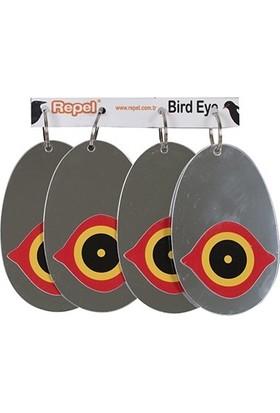 Repel Kuş Korkutucu Göz - Bird Eye - 4'lü Takım