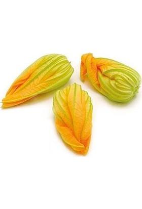 Mutlu Sebzeler Kabak Çiçeği (Yenilebilir Çiçek/1 Paket)