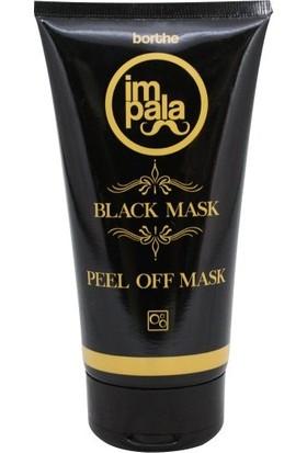 Borthe İmpala Black Peel Off Mask Arındırıcı Maske 150 ml