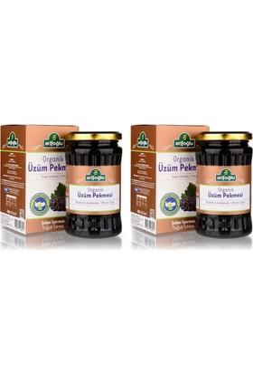 Arifoğlu Organik Üzüm Pekmezi 430 gr (2 Adet) (Soğuk Sıkım)