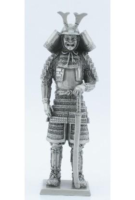 Hiper AT08761AD Wise Kurşun Samurai Takauji Dekoratif Biblo