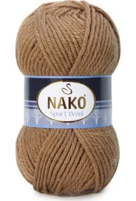 Nako Sport Wool 10126 Örgü İpi