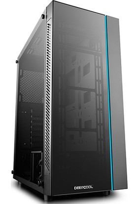 Deep Cool MATREXX 55 USB 3.0, 2xUSB 3.0 RGB PCI/AGP 370mm Siyah E-ATX/ATX/Micro ATX/Mini ITX Kasa
