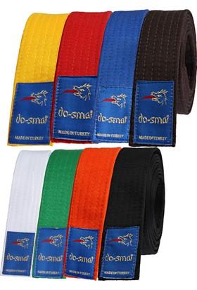 Do-Smai Çift Dolama Renkli Kuşak KK-240