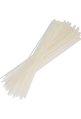 Çetsan Plastik Kelepçe (Cırt Kelepçe) 3.6X300 100 Adet