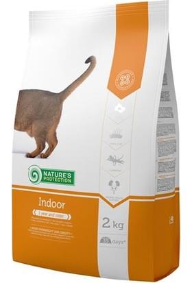 Natures Protection Indoor Tavuklu ve Hindili Yetişkin Kedi Maması 2 Kg