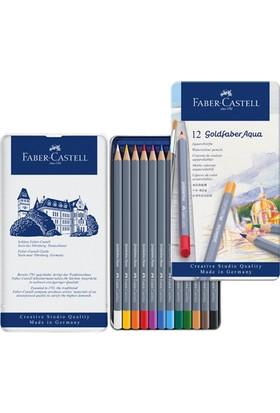 Faber-Castell Goldfaber Aqua Boya Kalemi 12li