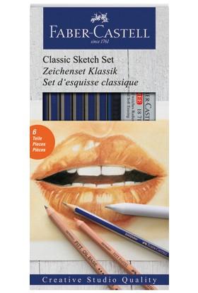 Faber-Castell Klasik Sketch Seti