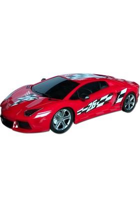 Can Uzaktan Kumandalı Şarjlı Araba Cn2061 Kırmızı