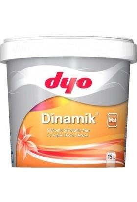 Dyo Dinamik Silikonlu Mat İç Cephe Boyası 2.5 Lt