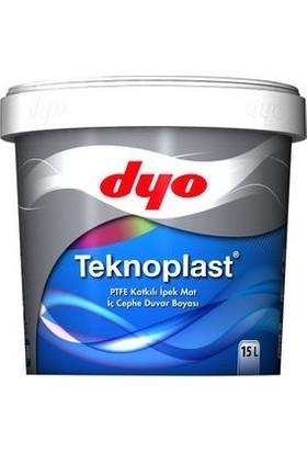 Dyo Teknoplast Teflonlu İç Cephe Boyası 15 Lt