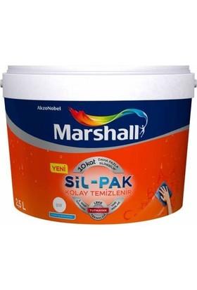 Marshall Sil-Pak Silikonlu İç Cephe Boya 2.5 Lt