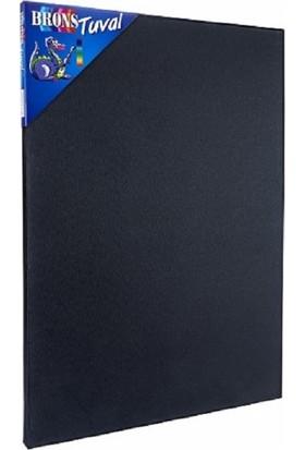 Hobi24 Siyah Tuval 25X35Cm