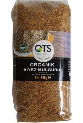Ots Organik Siyez Bulguru 750 gr