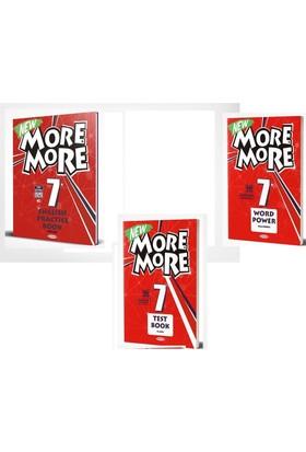 Kurmay Yayınları More More 7 Sınıf 3 Lü Set