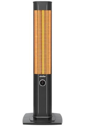 Simfer Craft S1860 WTB Uzaktan Kumandalı Dikey Isıtıcı 1800W