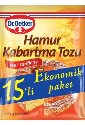 Dr.Oetker Kabartma Tozu 15 Li
