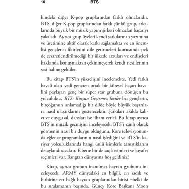 K Pop Mucizesi Bts Adrian Besley Kitabi Ve Fiyati Hepsiburada
