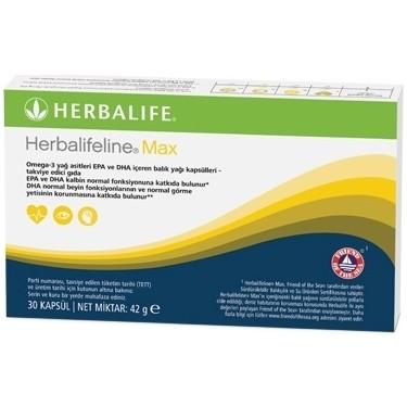 Herbalifeline Max Omega 3 30 Kapsül Fiyatı Taksit Seçenekleri