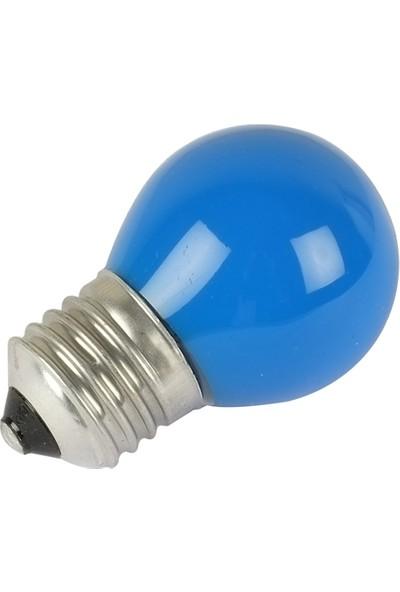 MAXIMA - Mavi Renkli Ampul - 15W