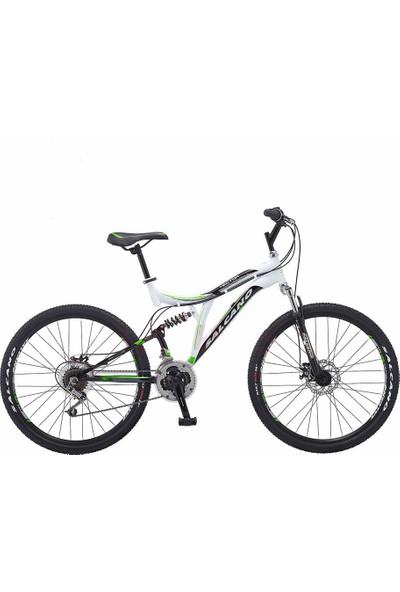 Salcano Hector 26 Md Jant Bisiklet Beyaz - Yeşil