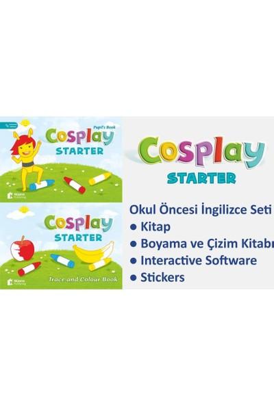 Cosplay Starter Okul Öncesi İngilizce Eğitim Seti + Software