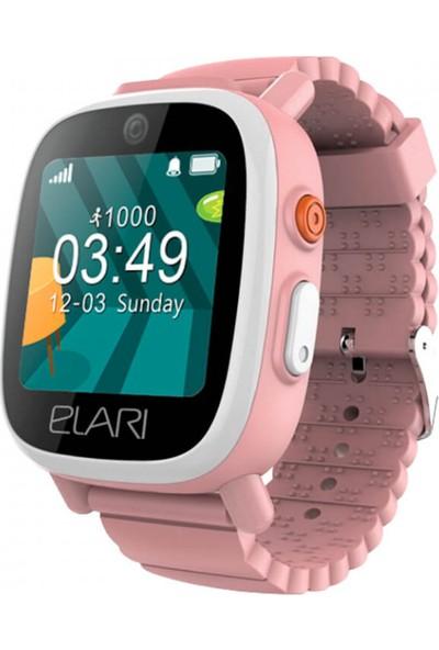 Elari FixiTime 3 GPS'li Suya Dayanıklı Akıllı Çocuk Saati - Pembe