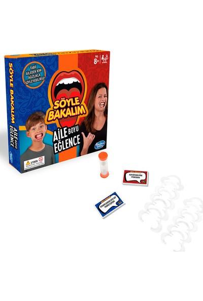 Hasbro Gaming Söyle Bakalım Aile Boyu Eğlence