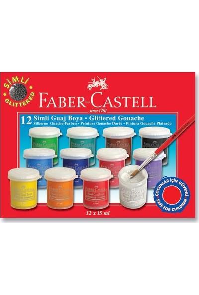 Faber-Castell Guaj Boya 12'li