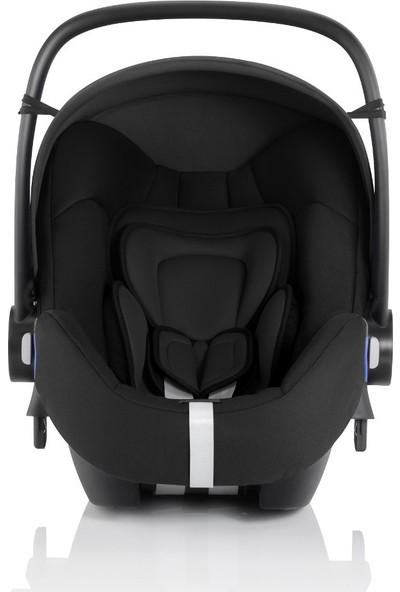 Britax-Römer Baby Safe I - Size + Isofix Base / 0 - 15 Ay Ana Kucağı - Cosmos Black