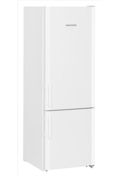 Liebherr CU 2811 A++ 272 lt Smart Frost Buzdolabı