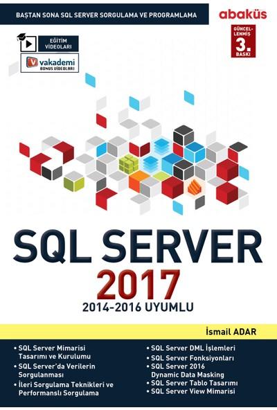 SQL Server 2017 Eğitim Seti - İsmail Adar