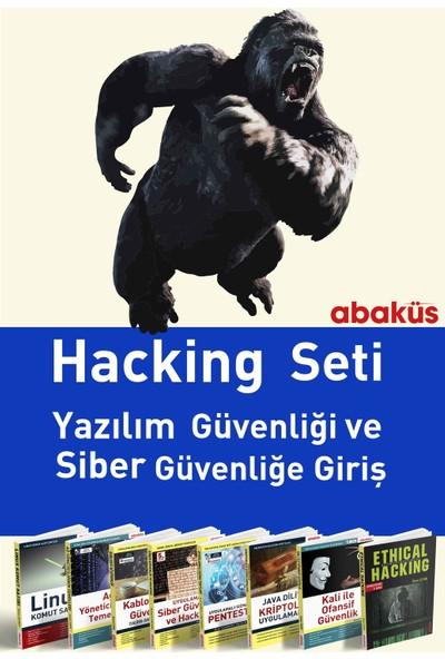 Hacking Seti-8 Kitap Takım