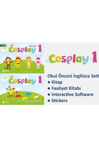 Cosplay 1 Okul Oncesi Ingilizce Egitim Seti Software Fiyati