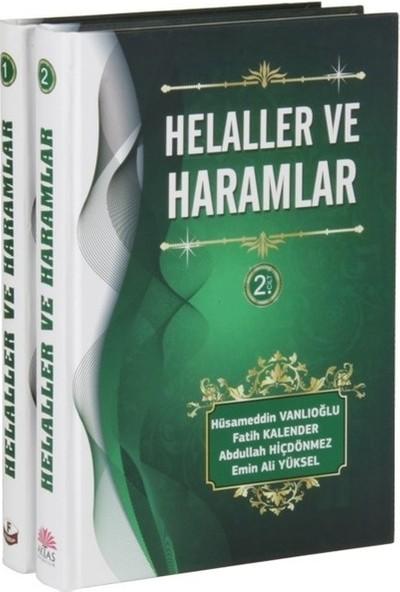 Helaller Ve Haramlar (2 Cilt Takım) Ciltli - Hüsamettin Vanlıoğlu - Fatih Kalender