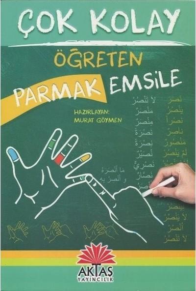 Çok Kolay Öğreten Parmak Emsile - Murat Göymen