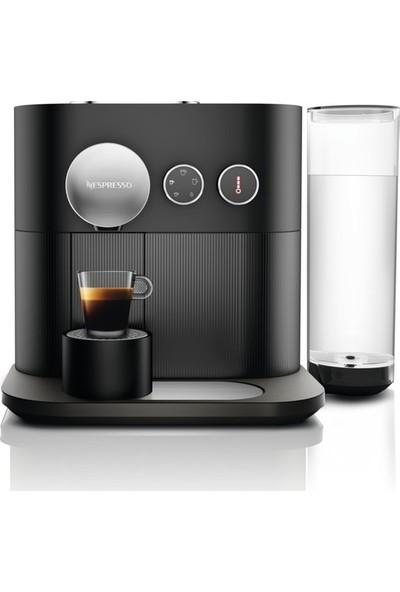 Nespresso C80 Expert Off Kahve Makinesi Klasik Black