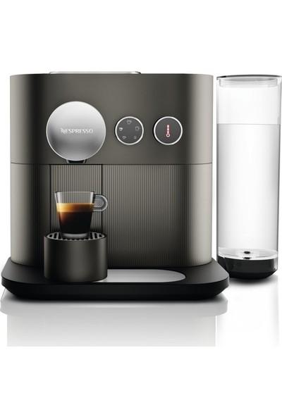Nespresso D80 Expert Anthracite Grey Kahve Makinesi