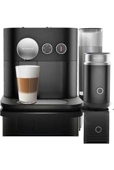 Nespresso C85 Expert Milk Off Black Kahve Makinesi