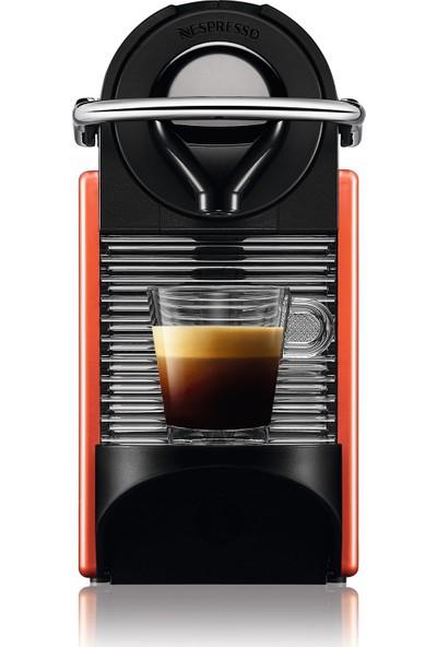Nespresso C60 Pixie Makinesi - Electric Red